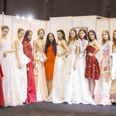 Beirut Fashion Week With Sakina Paris